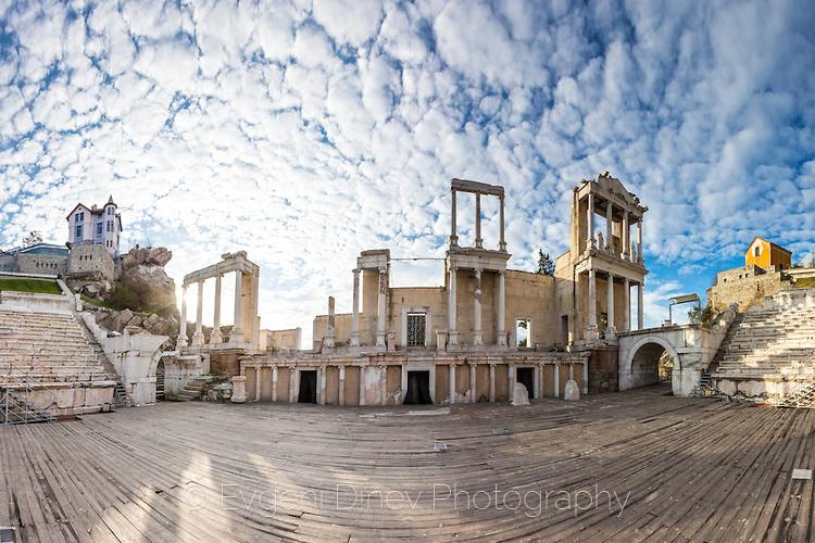 Пловдивският амфитеатър