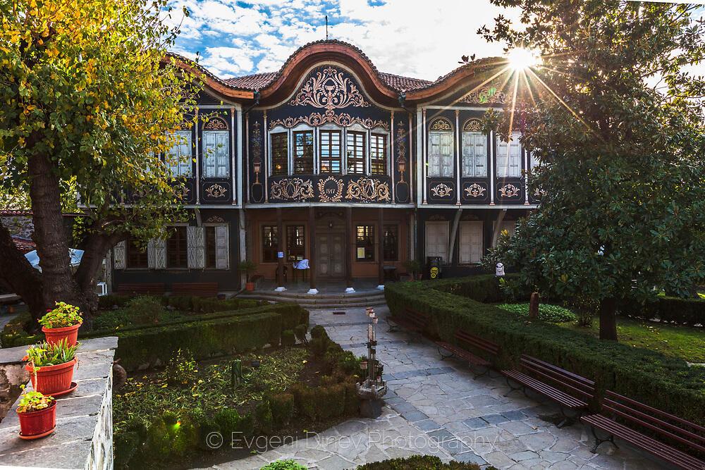 Чудесна Пловдивска къща