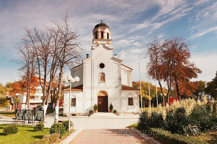 Църквата в Поморие