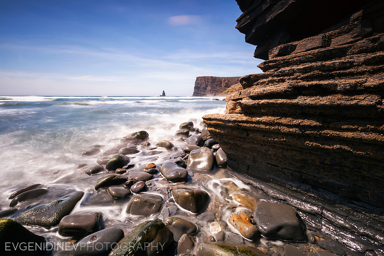 Красивия плаж Пенеда