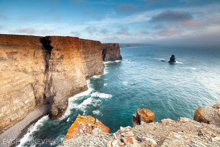 Отвесно португалско крайбрежие