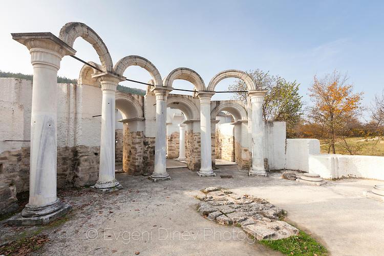 Църквата на древния Преслав