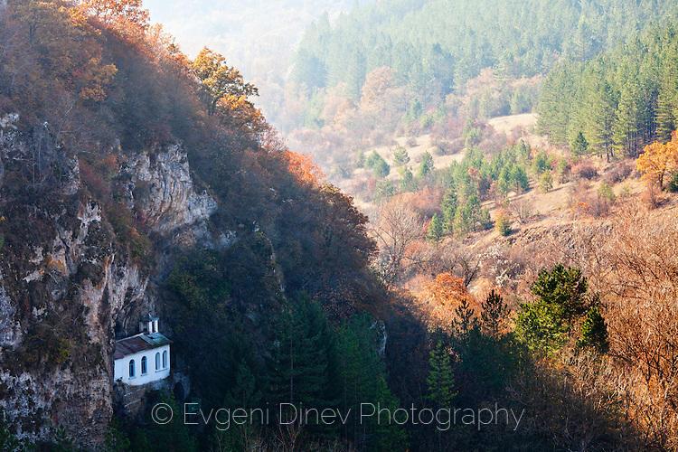 Разбоишки манастир есента