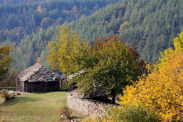 Родопите през есента