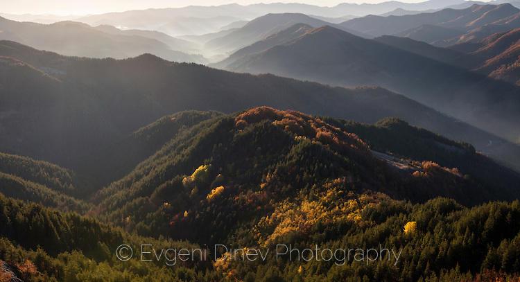 Родопска есенна панорама