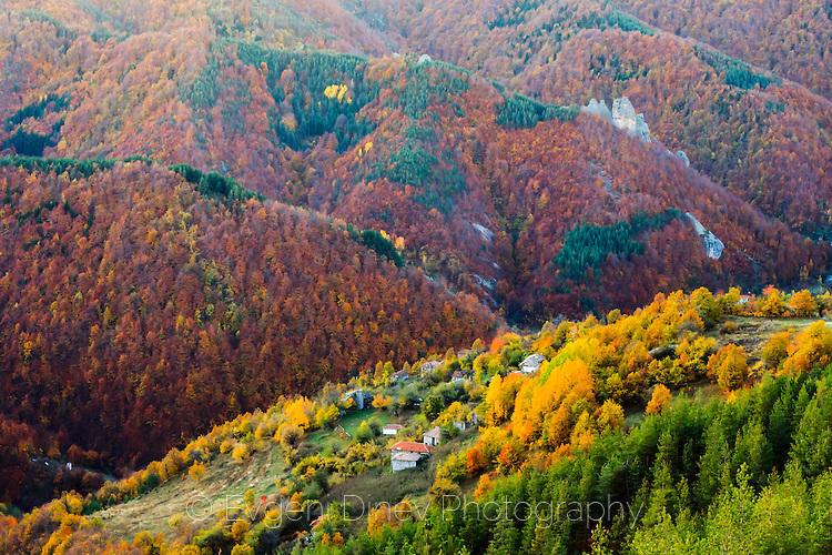 Свежа есен в Родопите