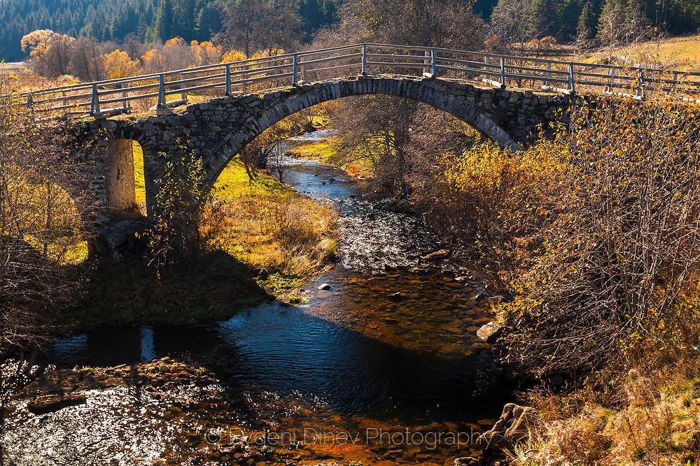 Римски мост до село Зимница