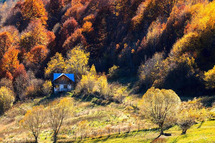 Есенна къщурка