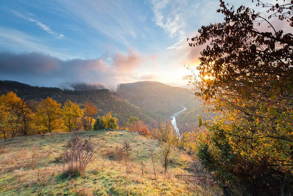 Есенно утро в Родопите