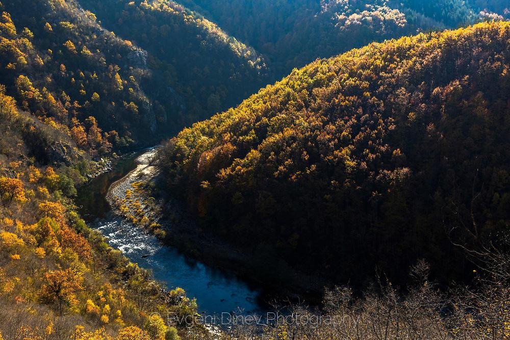 Река Арда край крепост Кривус