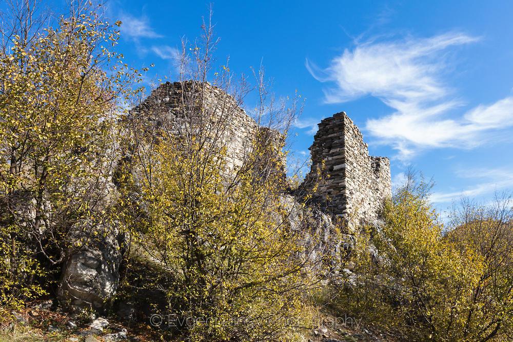 Средновековна крепост Кривус