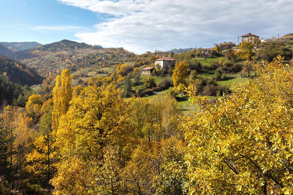 Есен в село Богатино