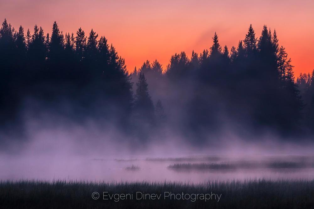 Пурпурно езеро
