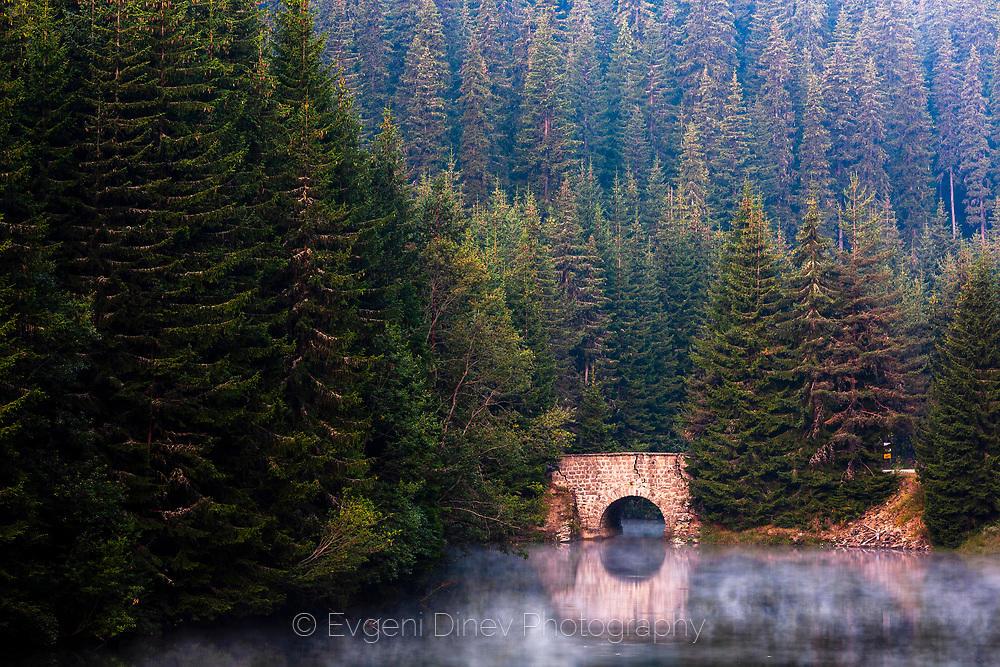 Мост на язовир Голям беглик