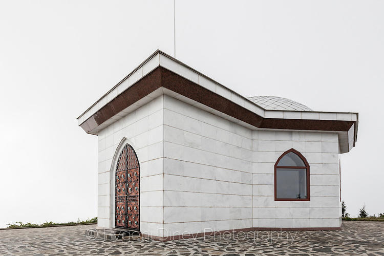 Параклис в чест на Енихан баба - покровителят на Родопите