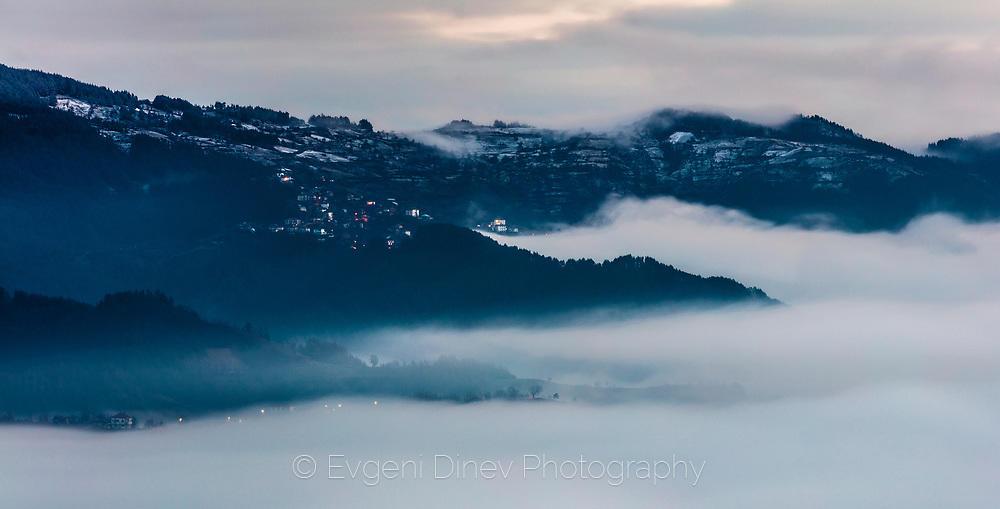 Родопско селце над облаците