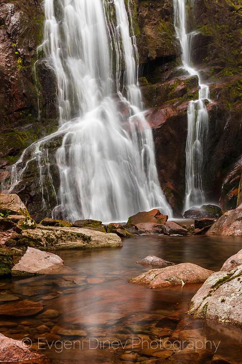 Каньнона на водопадите