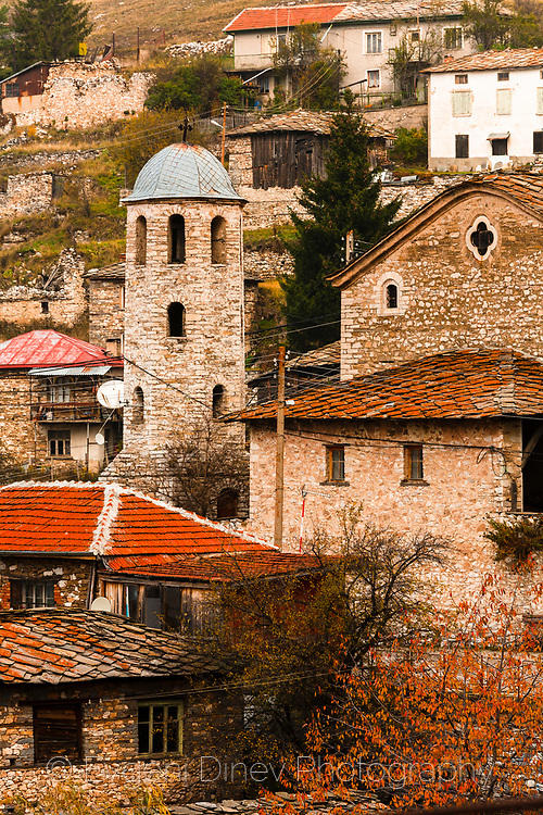 Църквата в село Лилково