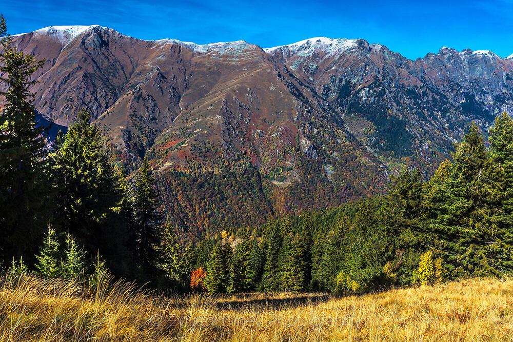 Поглед от връх Бричебор в Рила