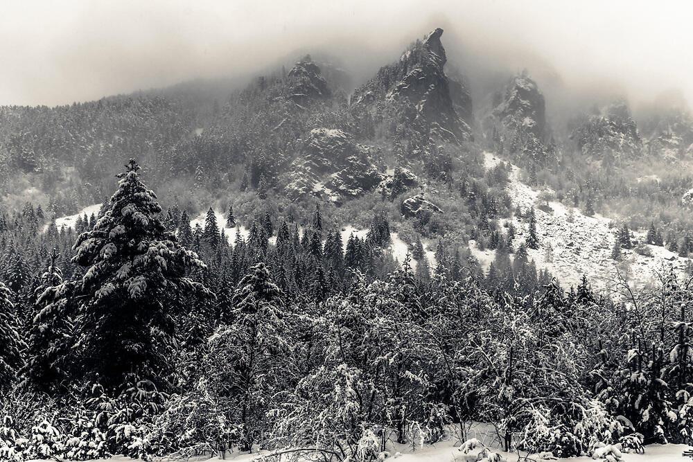 Злокобната планина