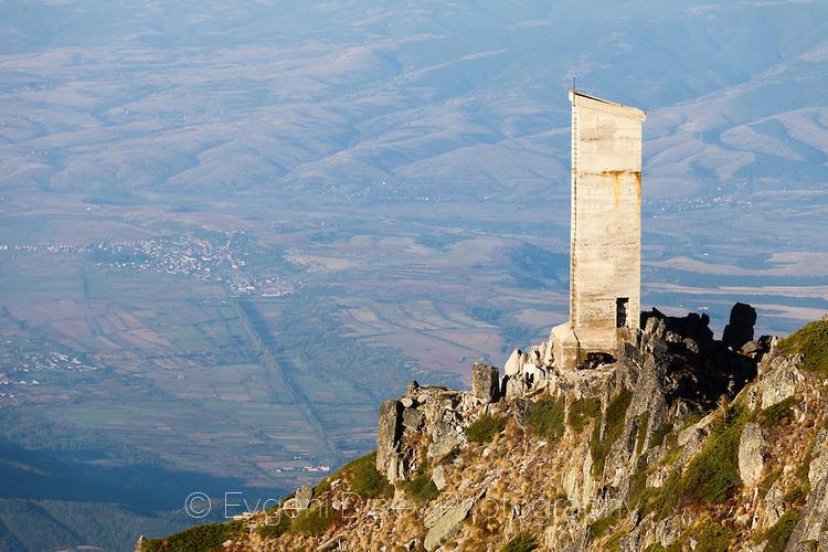 Водонапорна кула до язовир Калин