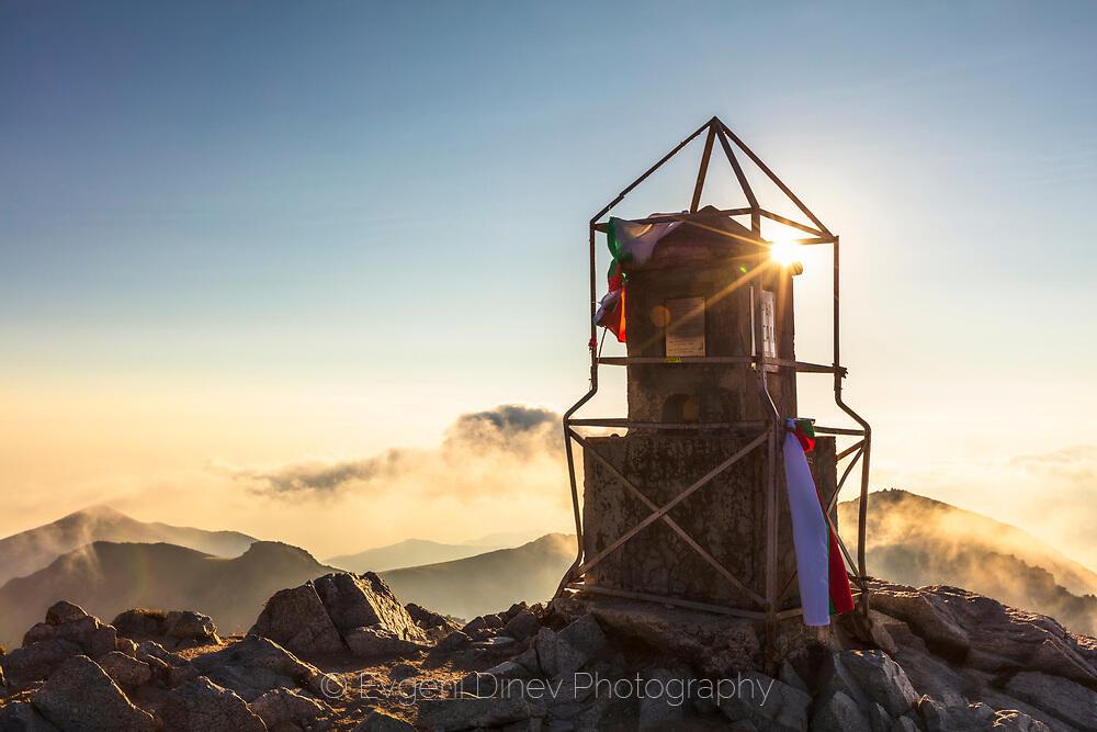 Пирамидата на връх Мусала