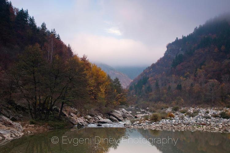 Късна есен в Родопите