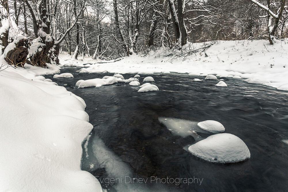 Зиме в Котленския балкан
