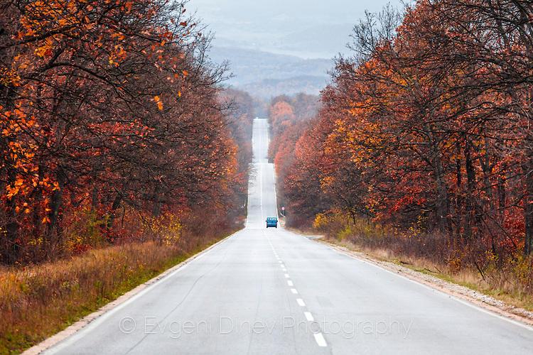 Пътят към Котленския проход