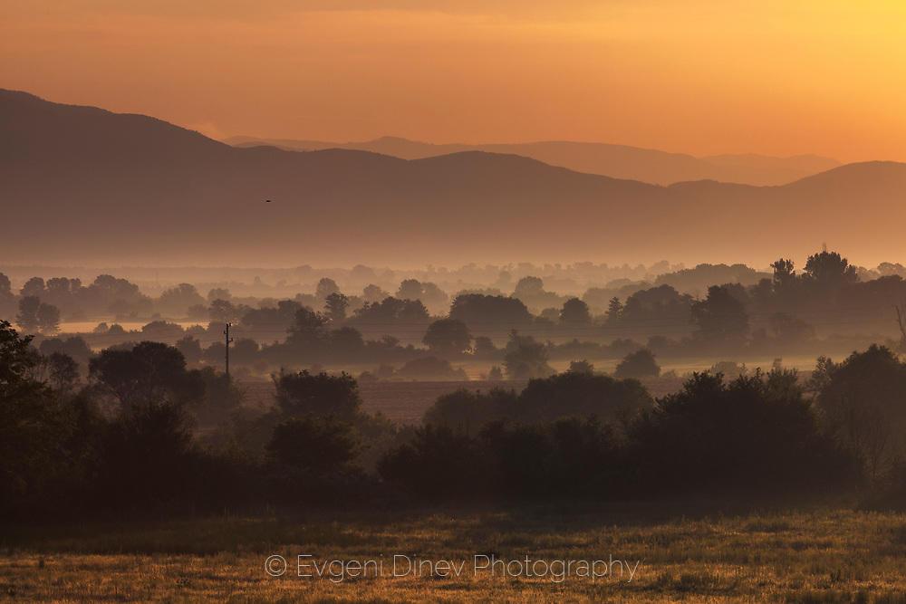 Омайно утро в Розовата долина