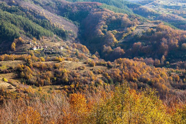 Есенно селце