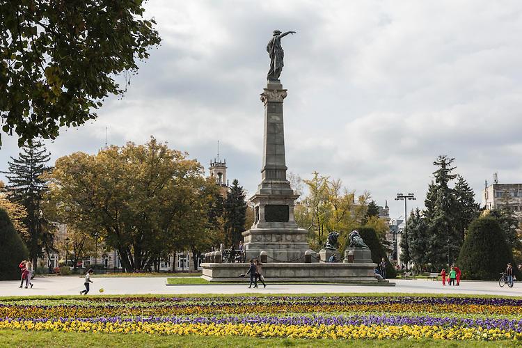 Статуя на свободата в Русе