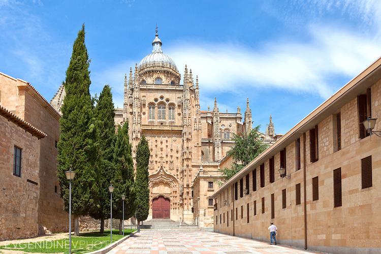 Катедрала в Саламанка