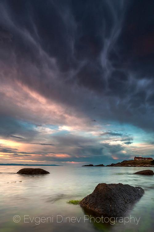 Електрически облаци