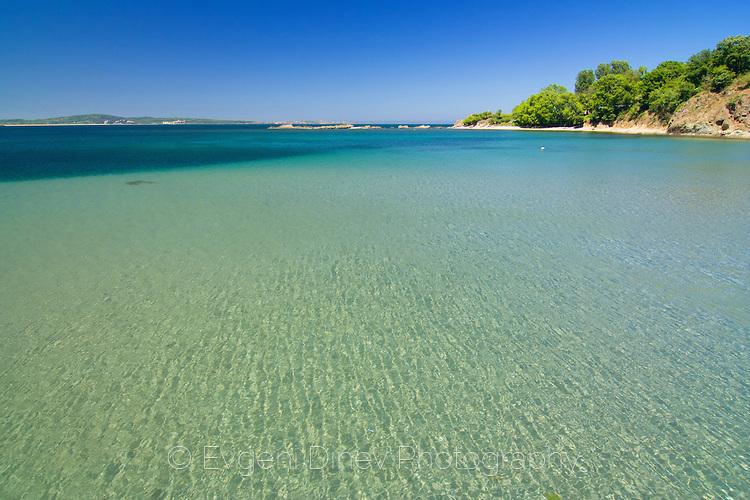 Лазурно море
