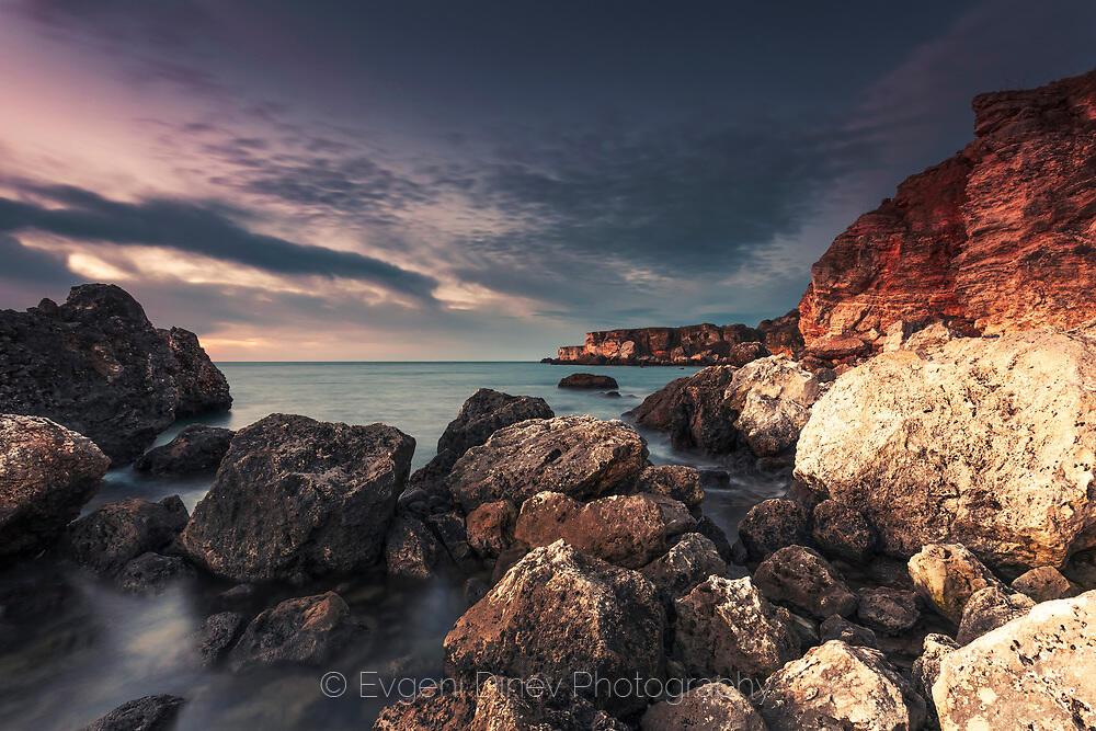 Камен бряг и Яйлата