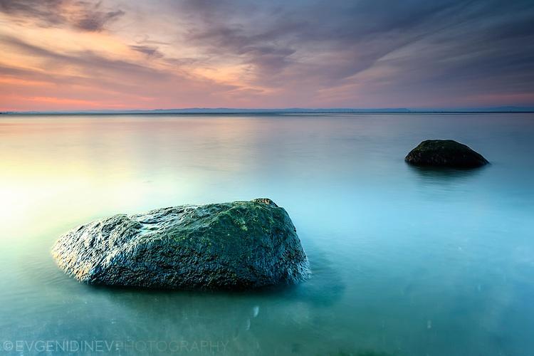 Зелено море