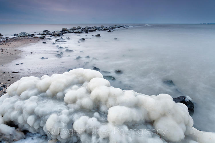 Леден плаж