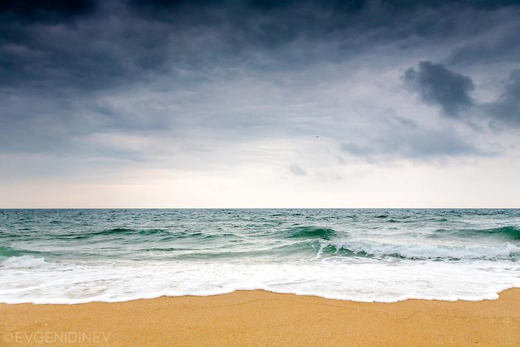 Морски пейзаж на Карадере