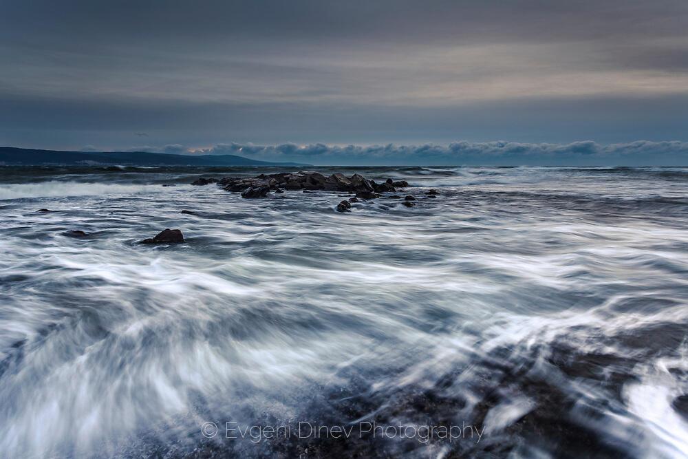 Кипящо море