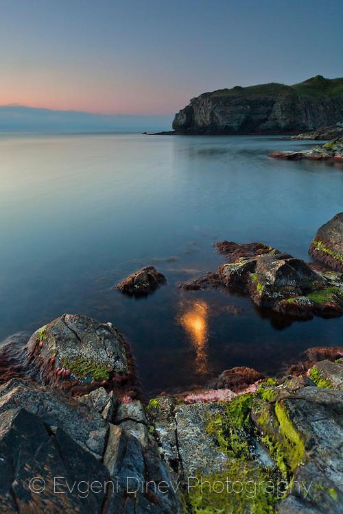 Заран на Странджанското крайбрежие