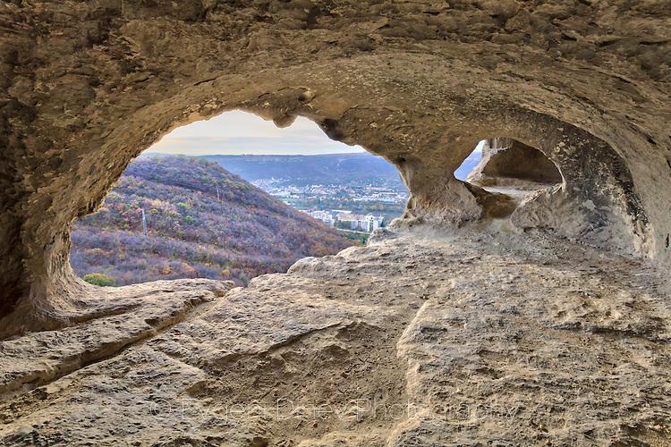 Скална църква Шашкъните над Провадия