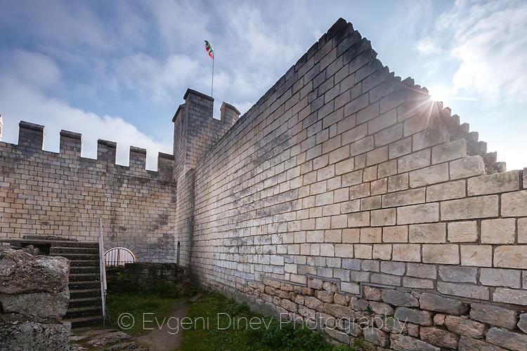 Крепостна стена на Шуменска крепост