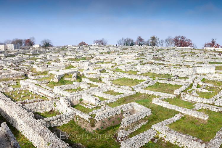 Руини от Шуменската крепост
