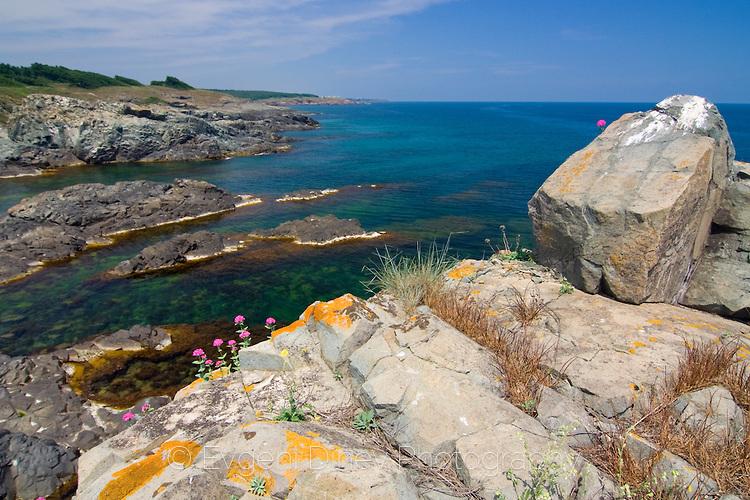 Скалистия бряг на Силистар