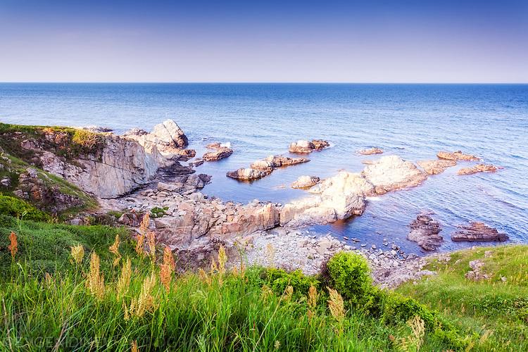 Красивото крайбрежие на Странджа
