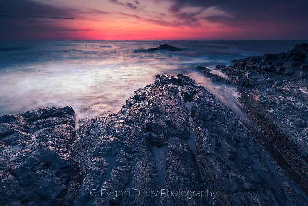 Морето преди изгрев