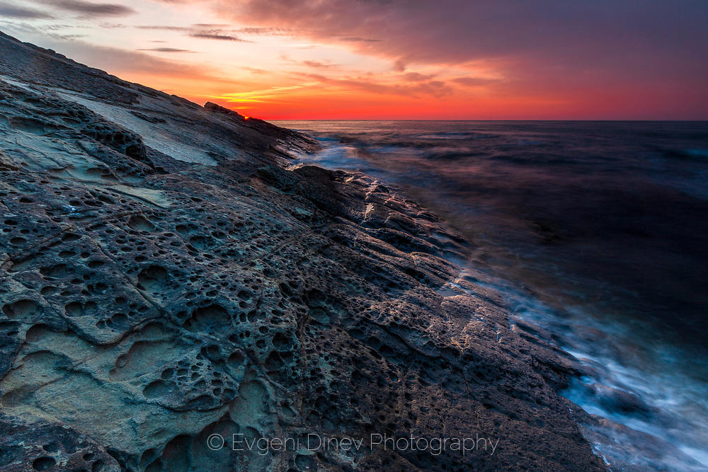 Синеморски скали