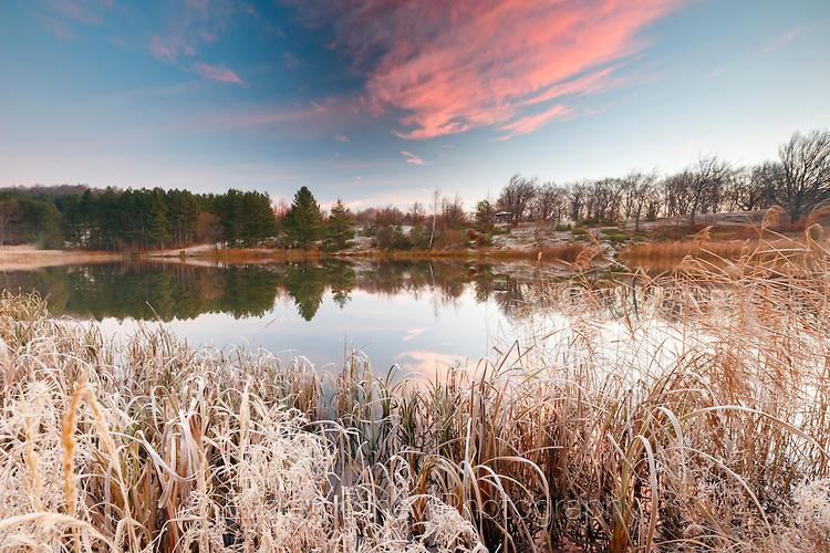 Езеро в парк Сините Камъни