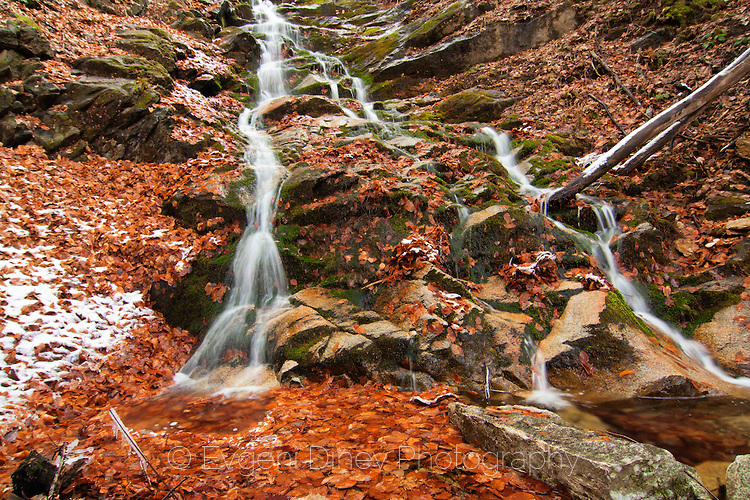Последното стъпало на водопада